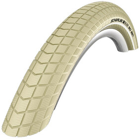 "SCHWALBE Big Ben Dæk Active 28"" K-Guard Twin Clincher, creme-reflex"